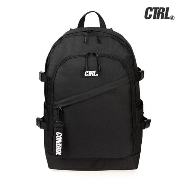 [씨티알엘]CTRL - A-3 MILITARY BACKPACK (BLACK) 신학기 백팩 가방 사은품 증정