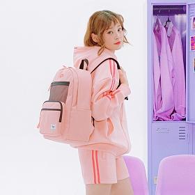 [데이라이프]DAYLIFE  레이어 백팩  (핑크) 학생백팩
