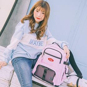 [데이라이프]DAYLIFE 라이킷 백팩(핑크) 학생백팩