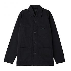 [오베이]OBEY - HARD WORK JACKET (BLACK) 워크자켓 자켓