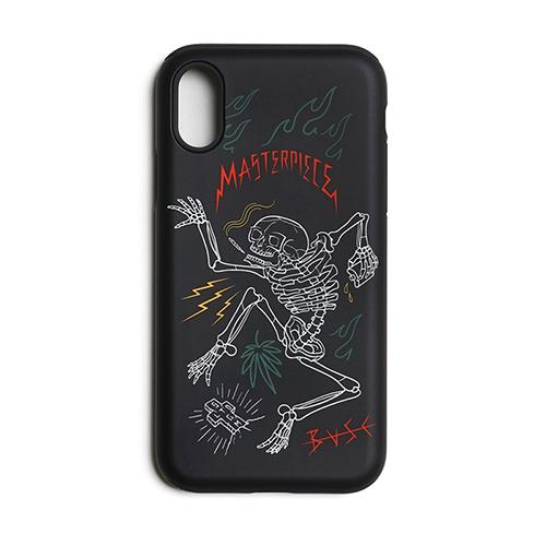 STIGMA - PHONE CASE MASTERPIECE BLACK iPHONE 8 / 8+ / X 아이폰 핸드폰케이스
