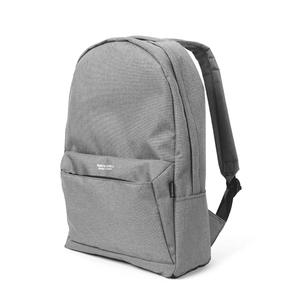 [몬스터 리퍼블릭][사은품 키링 증정/구매후기 지갑증정] FABULOUS DAYPACK / L.GRAY 백팩 가방