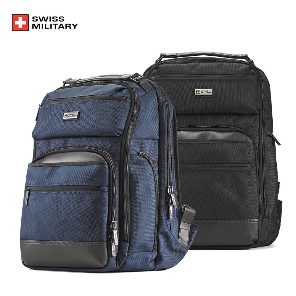 [스위스밀리터리]SWISS MILITARY - 캐리어 헤리티지 시리즈 백팩 SM-B1702