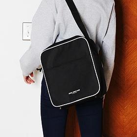 [피스메이커]PIECE MAKER - SSC SHOULDER & CROSS BAG (BLACK) 숄더백 크로스백 가방