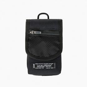 [아임낫어휴먼비잉] IMXHB TACTICAL POUCH BLACK 택티컬 파우치
