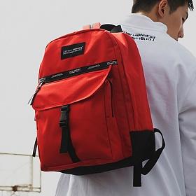 [아임낫어휴먼비잉] 2018 DAYPACK RED 데이백 데이백팩 학생가방