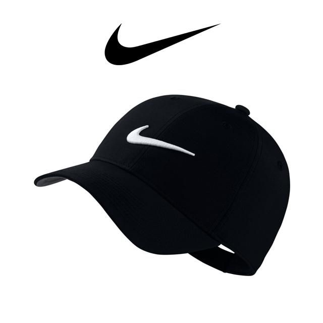 나이키 - 레거시91 테크 스우시 캡 정품 볼캡 모자 892651 블랙