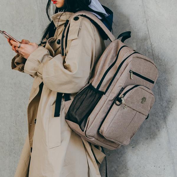[디에즈]DIEZ - RAPPELER DAYPACK ver.2 / BEIGE 가방 백팩