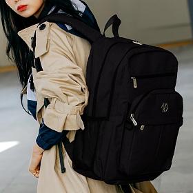 [디에즈]DIEZ - RAPPELER DAYPACK ver.2 / BLACK 가방 백팩