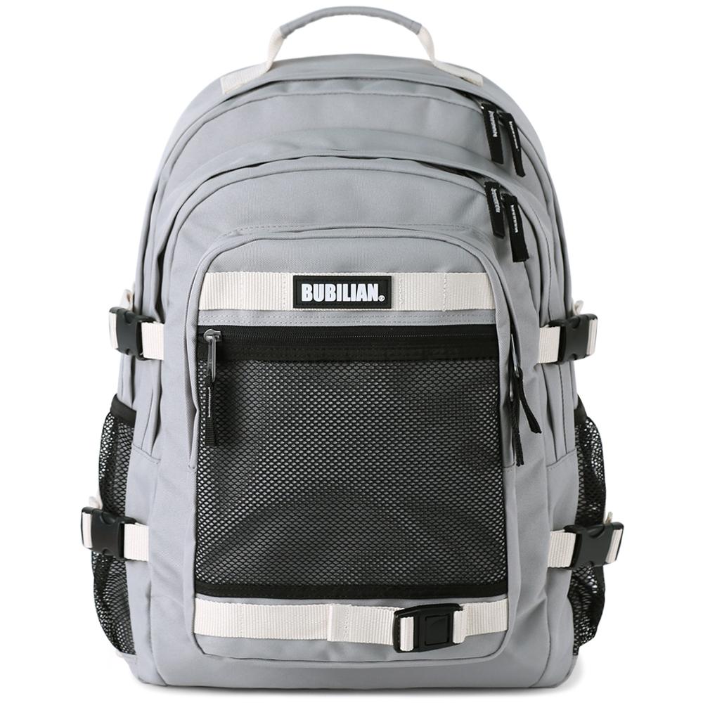 [버빌리안] 메이드 3D 백팩 5 color_ GRAY 가방