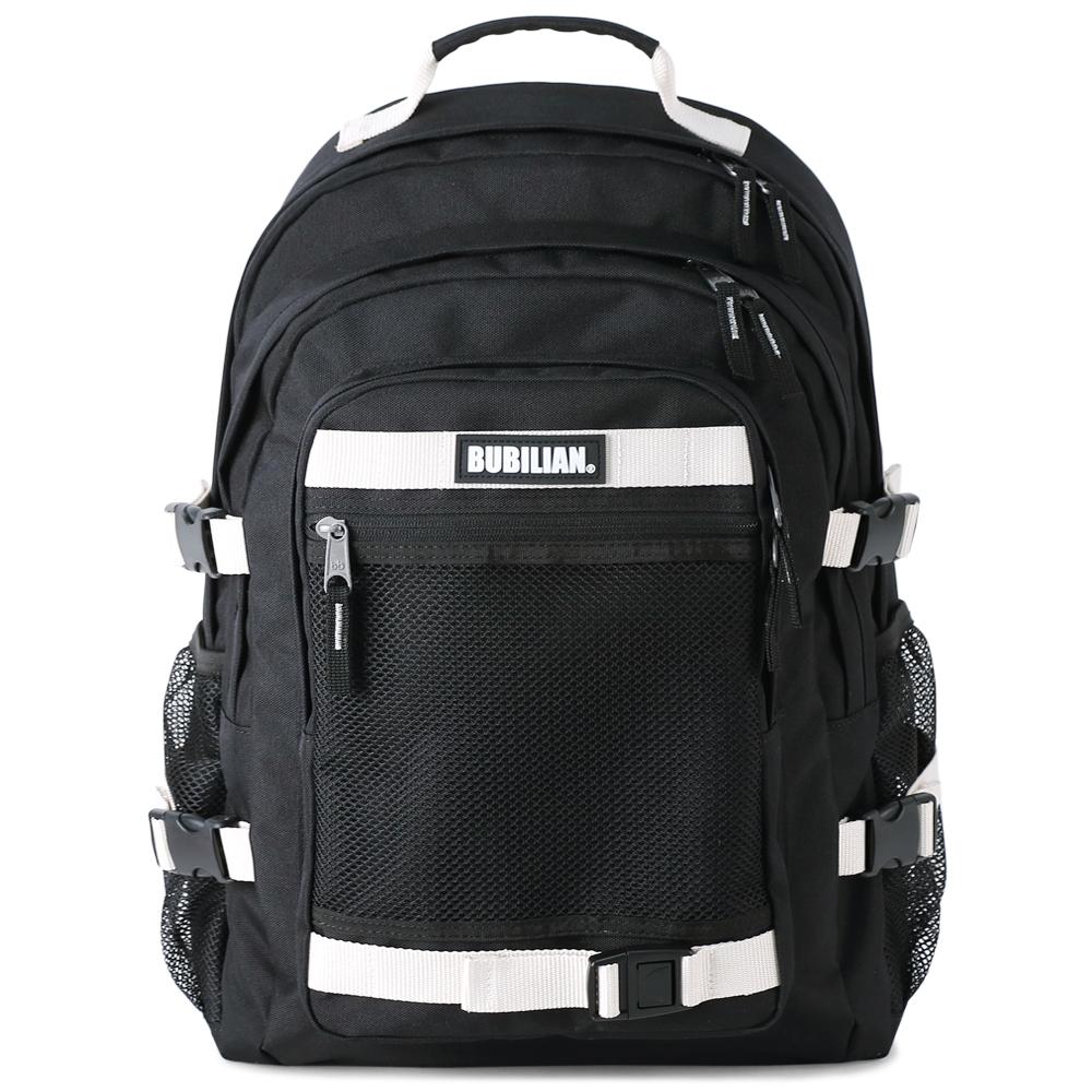 [버빌리안] 메이드 3D 백팩 _ BLACK&WHITE 가방