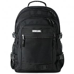 [버빌리안] 메이드 3D 백팩 _ BLACK 가방