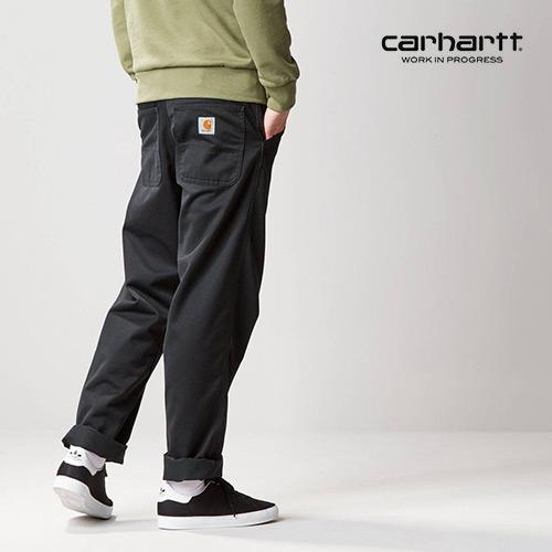 [칼하트WIP] CARHARTT WIP - Simple Pant (Black) 심플 팬츠