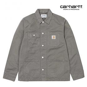 [칼하트WIP] CARHARTT WIP - Michigan Chore Coat (Air Force Grey) 미시건 초어코트 초어자켓 자켓