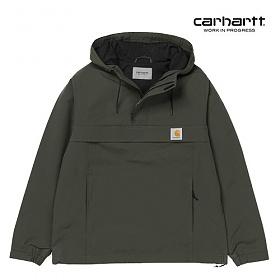 [칼하트WIP] CARHARTT WIP - Nimbus Pullover (Summer) (Cypress) 님버스 풀오버 아노락 자켓