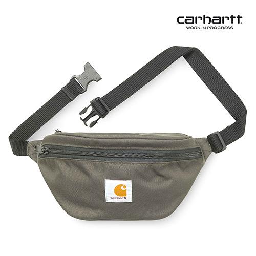 [칼하트WIP] CARHARTT WIP - Watch Hip Bag (Cypress / Black) 와치 힙색 웨이스트백 가방