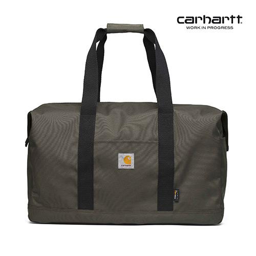 [칼하트WIP] CARHARTT WIP - Watch Sport Bag (Cypress / Black) 와치 스포츠백 여행가방 더플백 토트백 가방