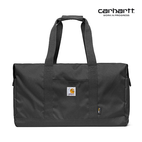 [칼하트WIP] CARHARTT WIP - Watch Sport Bag (Black / Black) 와치 스포츠백 여행가방 더플백 토트백 가방