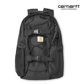 칼하트WIP Kickflip Backpack (Black)