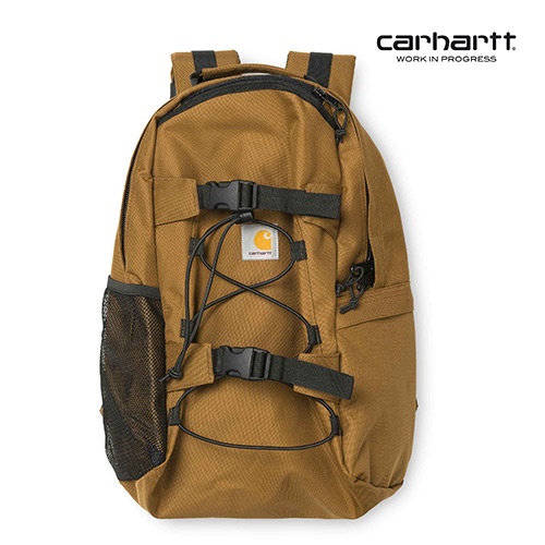 [칼하트WIP] CARHARTT WIP - Kickflip Backpack (Hamilton Brown) 킥플립 스트링 백팩 가방