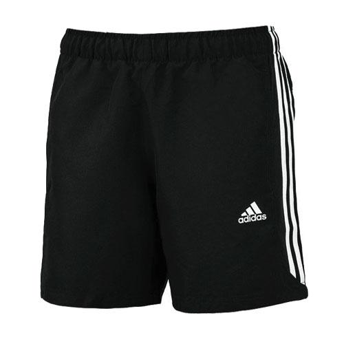 아디다스 반바지 에센셜 3S 첼시 쇼트 팬츠 S88113 블랙 정품 국내배송