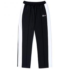 [언더에어]Under Burger Pants - Black 사이드라인 트레이닝팬츠 긴바지