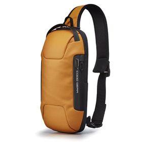 [쿠드기어]COODGEAR - XIX 004 Sling Bag (Yellow)
