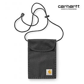 [칼하트WIP] CARHARTT WIP - Collins Neck Pouch (Black) 넥 파우치 사코슈