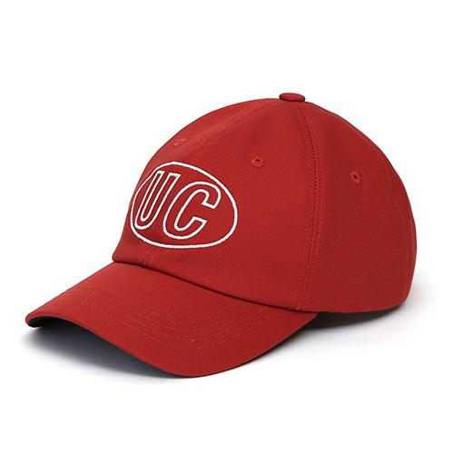 [언더컨트롤]UNDERCONTROL - GROUND UC / CLASSIC B B / O RED_볼캡 야구모자