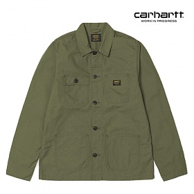 [칼하트WIP] CARHARTT WIP - Michigan Shirt Jac (Rover Green) 미시건 셔츠 자켓