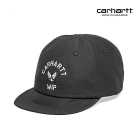 칼하트WIP Airborne Cap (Black) 볼캡 모자