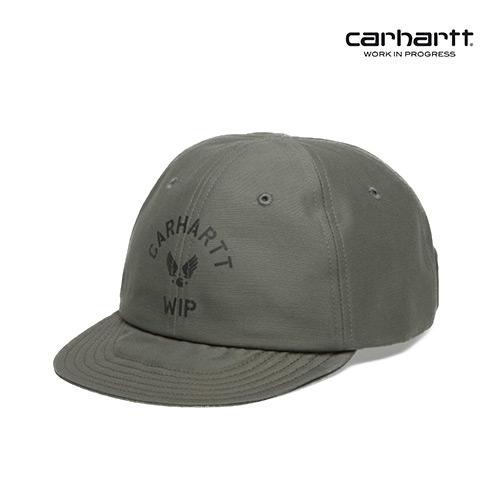 칼하트WIP Airborne Cap (Moor) 볼캡 모자