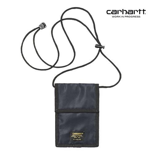 [칼하트WIP] CARHARTT WIP - Military Neck Pouch (Dark Navy) 밀리터리 넥 파우치 사코슈