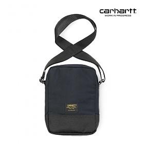 칼하트WIP Military Shoulder Bag(Dark Navy / Black)
