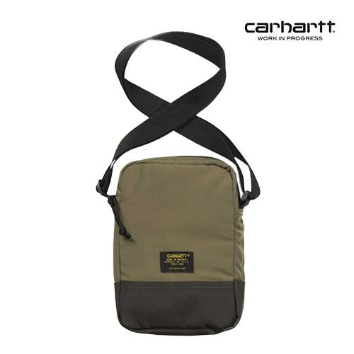 [칼하트WIP] CARHARTT WIP - Military Shoulder Bag (Tundra / Mirage) 밀리터리 숄더백 미니 크로스백 가방