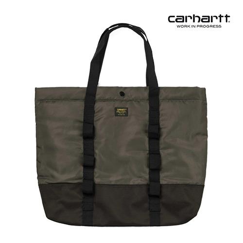 [칼하트WIP] CARHARTT WIP - Military Shopper (Tundra / Mirage) 밀리터리 쇼퍼백 토트백 가방