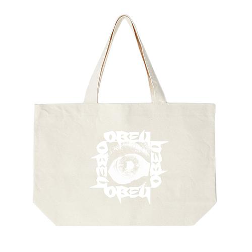 [오베이]OBEY - TUNNEL VISION TOTE BAGS (NATURAL) 토트백 에코백