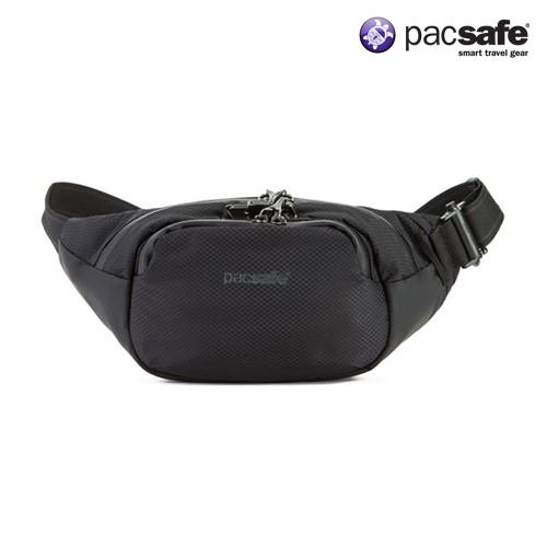 [팩세이프]PACSAFE - Venturesafe X waistpack Black (도난방지용 힙색 웨이스트백)