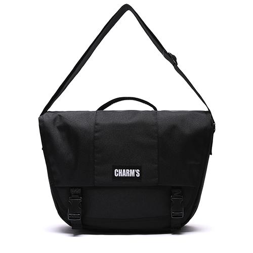 사은품 증정 [참스] CHARMS L3 Messenger bag BLACK 메신저백