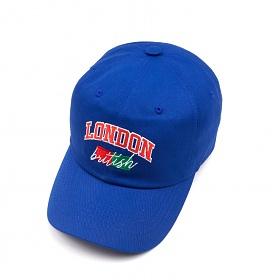 [웨이워드]WAYWARD - London ballcap [blue] 런던 볼캡 모자