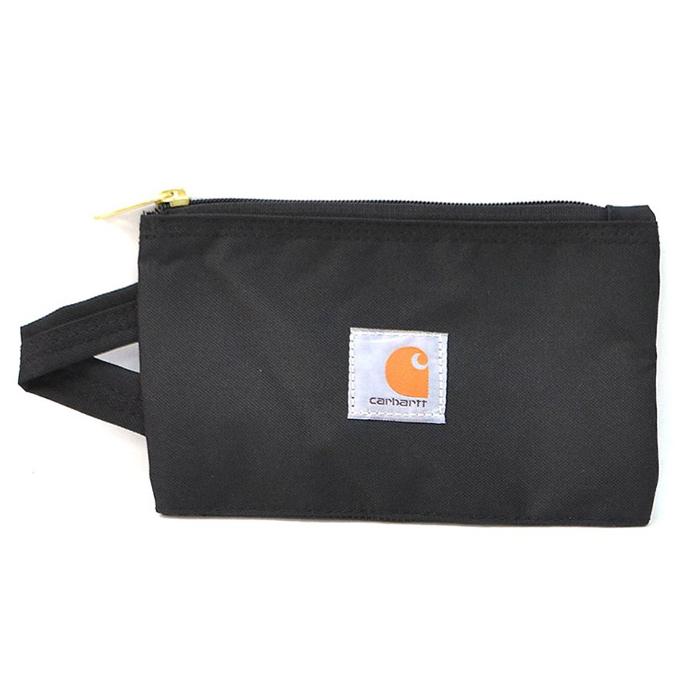 [칼하트 가방] 멀티파우치 블랙 M / 10090201