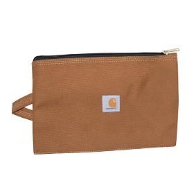 [칼하트 가방] 멀티파우치 브라운 M / 10090202