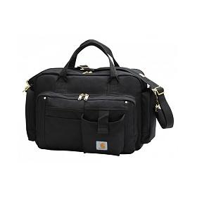 [칼하트 가방] 칼하트 레거시 디럭스 브리프 크로스백 블랙 / 10043101
