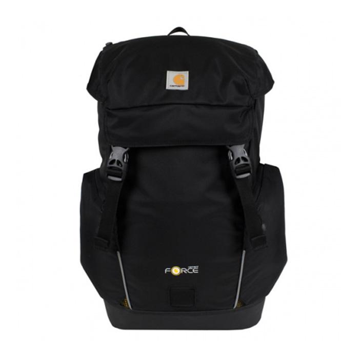 [칼하트 가방] 엘레멘트 2.0 트랜스포트 럭 백팩 블랙 / 12430301