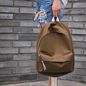 [모노노] MONONO - Basic Backpack (여자백팩) - Oxford ( Dark Beige ) 옥스포드 백팩 여자백팩