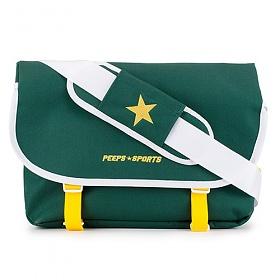 [3종사은품][핍스] essential messenger bag_vivid edit(vivid green) 메신저백