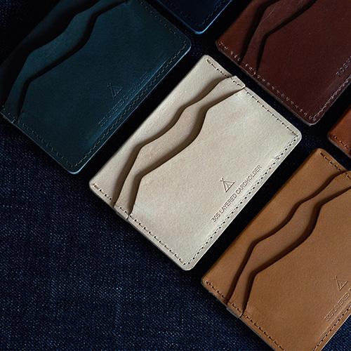[포쉬프로젝트]POSHPROJECT 305 레이어드 카드홀더 카드지갑