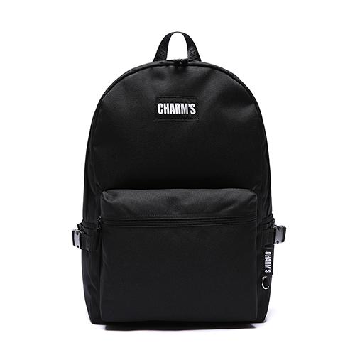 사은품 증정 [참스] CHARMS L3 Basic day bag BLACK 베이직 데이백 백팩 학생가방