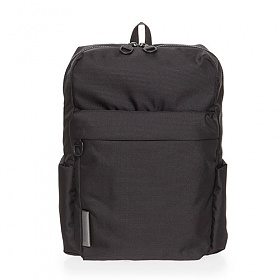 [만다리나덕]MANDARINADUCK - MD LIFESTYLE basic backpack QKT0316Z (Black Ink) 백팩