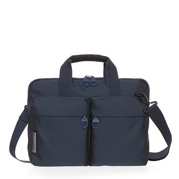 [만다리나덕]MANDARINADUCK - MD LIFESTYLE slim workbag 2 handles QKC0120Q (Eclipse) 서류가방